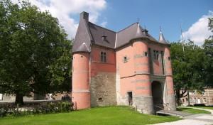 Château de Trazegnies