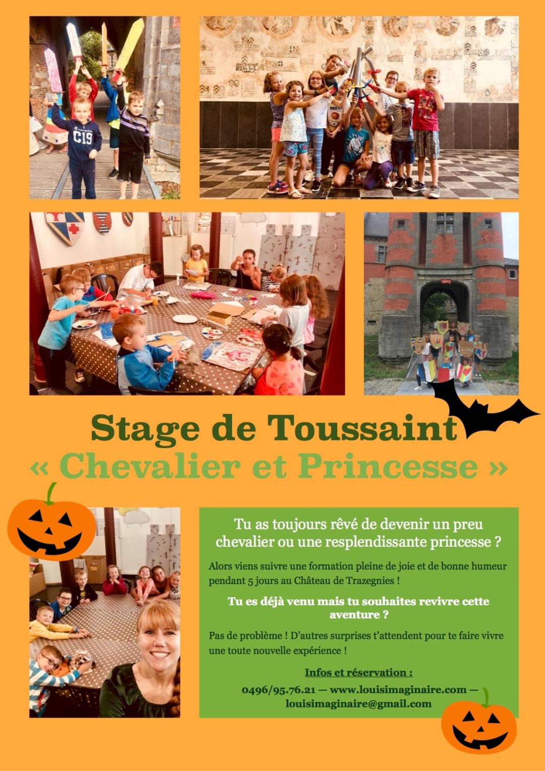 Stage de Toussaint- Halloween